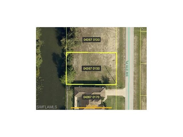 1402 Sw 8th Pl, Cape Coral, FL 33991