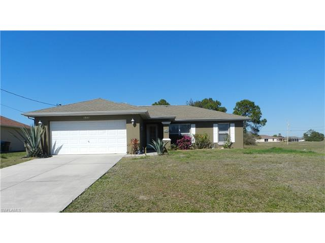1841 Nw 15th St, Cape Coral, FL 33993