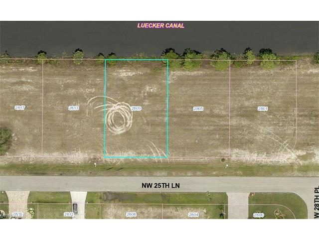 2809 Nw 25th Ln, Cape Coral, FL 33993