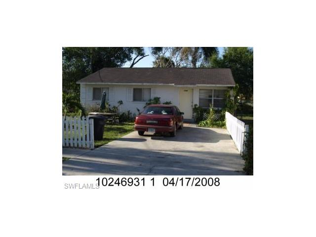 3768 Pearl St, Fort Myers, FL 33916