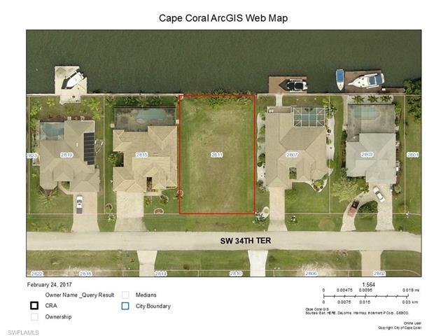 2811 Sw 34th Ter, Cape Coral, FL 33914