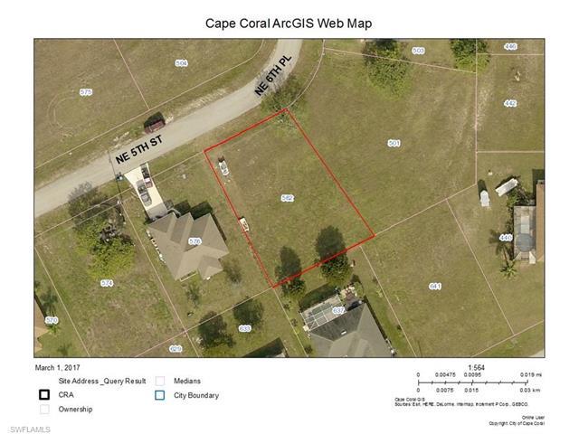 582 Ne 5th St, Cape Coral, FL 33909