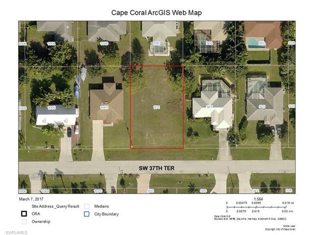 931 Sw 37th Ter, Cape Coral, FL 33914