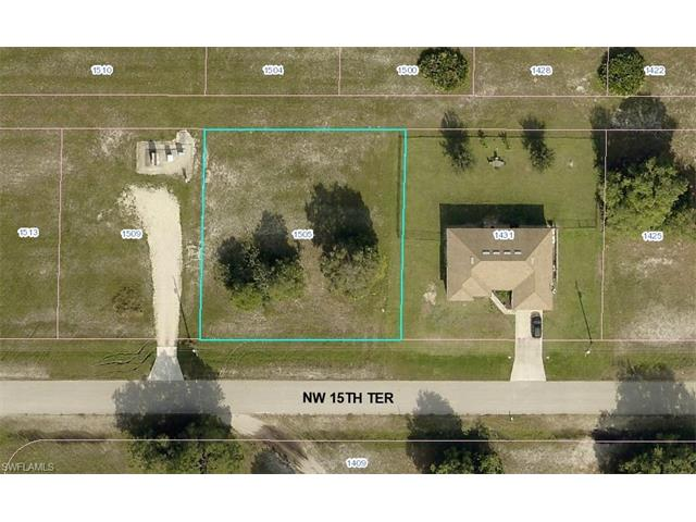 1505 Nw 15th Ter, Cape Coral, FL 33993