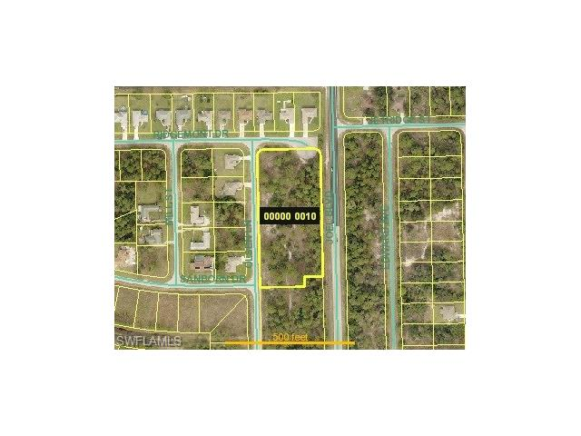 North Corner Lot, Lehigh Acres, FL 33972
