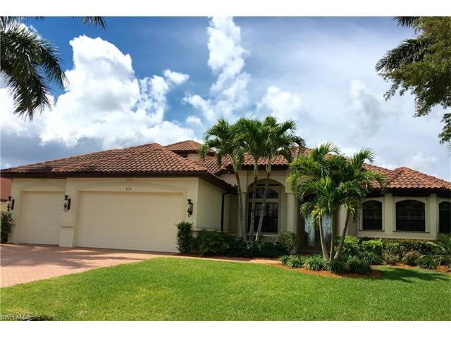 618 Sw 52nd St, Cape Coral, FL 33914