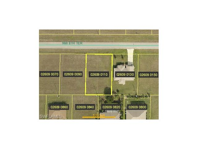 210 Nw 8th Ter, Cape Coral, FL 33993