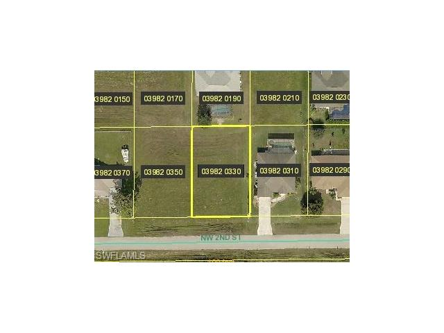 2813 Nw 2nd St, Cape Coral, FL 33993