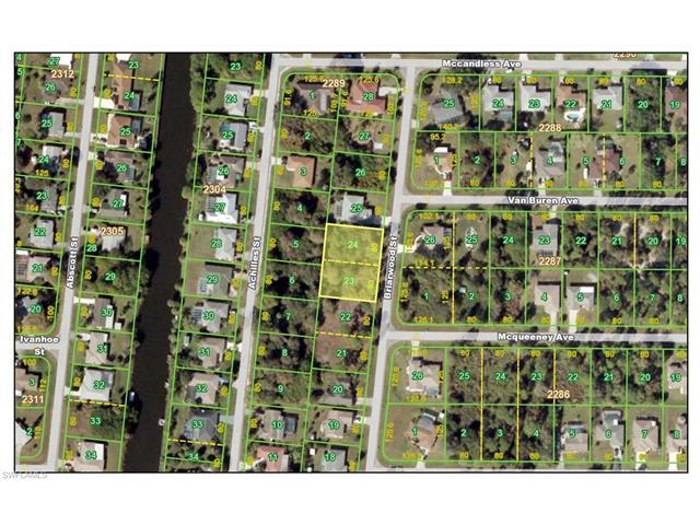 2343 Briarwood St, Port Charlotte, FL 33980