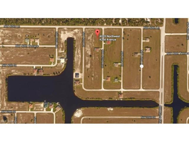4020 Nw 42nd Ave, Cape Coral, FL 33993