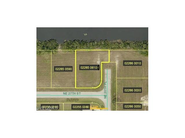 2011 Ne 27th St, Cape Coral, FL 33909