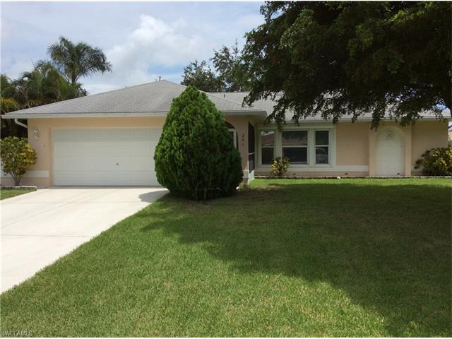 241 Sw 37th St, Cape Coral, FL 33914