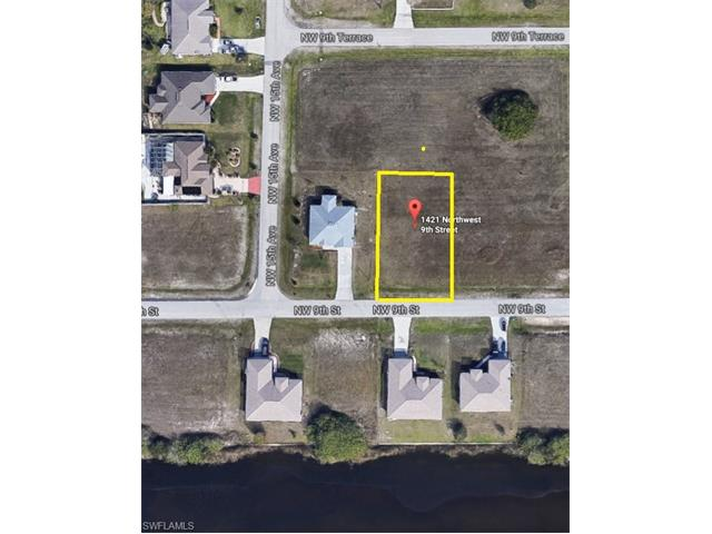 1421 Nw 9th St, Cape Coral, FL 33993