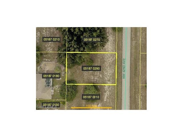 2822 Nw 42nd Pl, Cape Coral, FL 33993