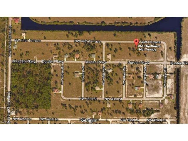 3618 Nw 44th Ter, Cape Coral, FL 33993