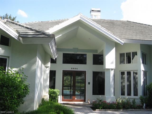 6604 Glen Arbor Way, Naples, FL 34119