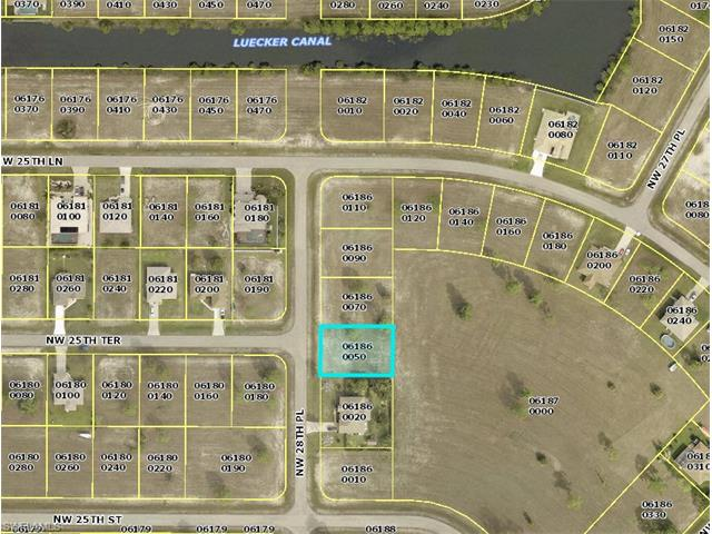 2513 Nw 28th Pl, Cape Coral, FL 33993