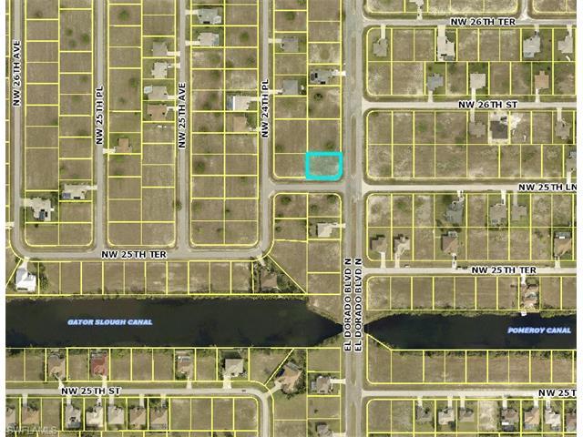 2536 El Dorado Blvd N, Cape Coral, FL 33993