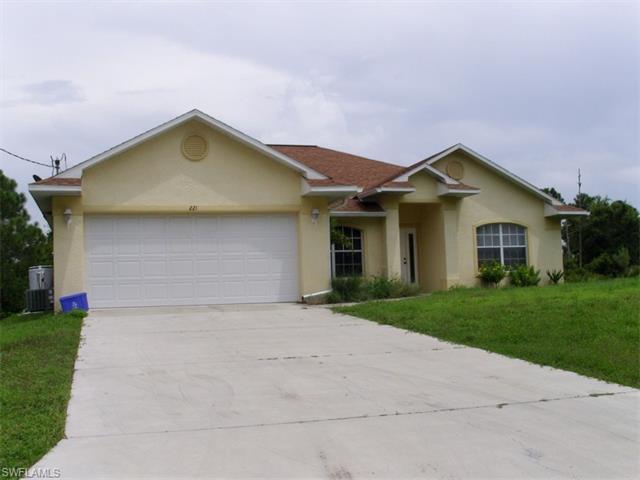221 Wanatah Ave, Lehigh Acres, FL 33974