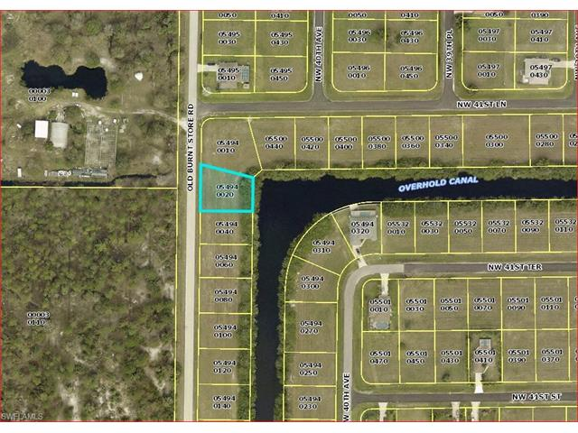 4123 Old Burnt Store Rd N, Cape Coral, FL 33993