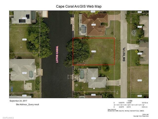 3318 Sw 1st Pl, Cape Coral, FL 33914
