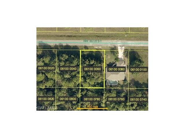 3922 Nw 46th St, Cape Coral, FL 33993