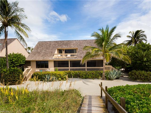 18 Beach Homes, Captiva, FL 33924