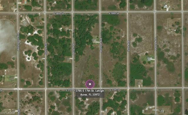 3705 E 17th St, Lehigh Acres, FL 33972
