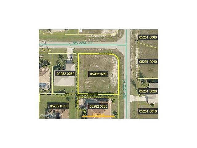 4218 Nw 22nd St, Cape Coral, FL 33993