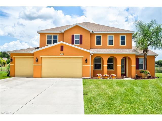 8121 Blue Daze Ct, Lehigh Acres, FL 33972