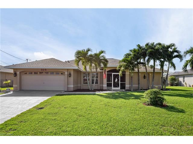 508 Se 9th Pl, Cape Coral, FL 33990