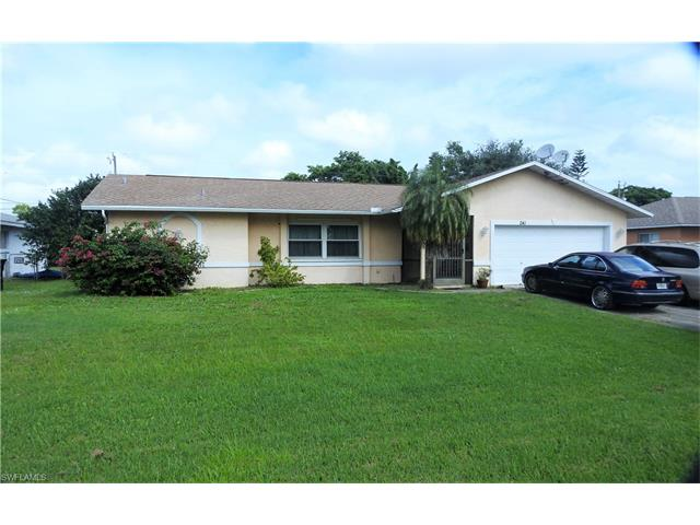 241 Sw 32nd Ter, Cape Coral, FL 33914