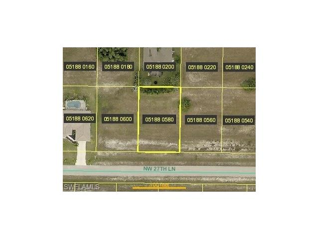 4317 Nw 27th Ln, Cape Coral, FL 33993