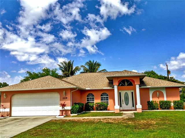 1119 Se 34th St, Cape Coral, FL 33904