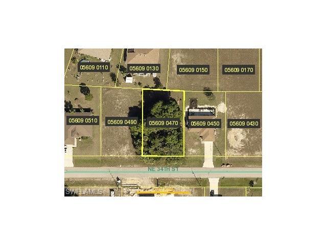 1409 Ne 34th St, Cape Coral, FL 33909