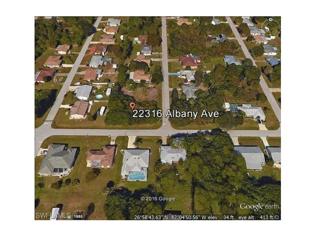 22316 Albany Ave, Port Charlotte, FL 33952