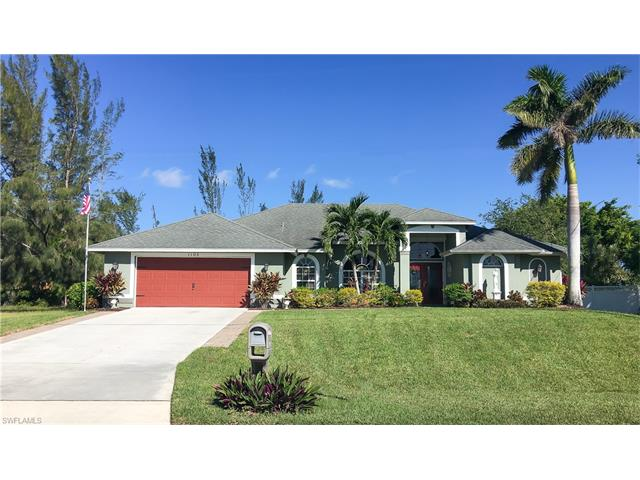 1105 Sw 27th St, Cape Coral, FL 33914