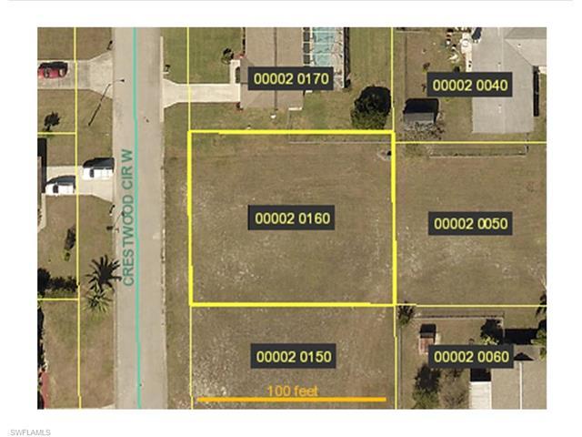 1522 Crestwood Cir W, Lehigh Acres, FL 33936