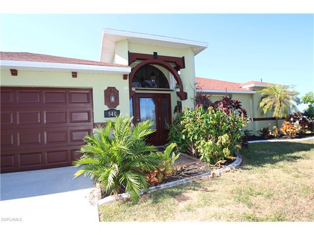 540 Nw 18th Ave, Cape Coral, FL 33993