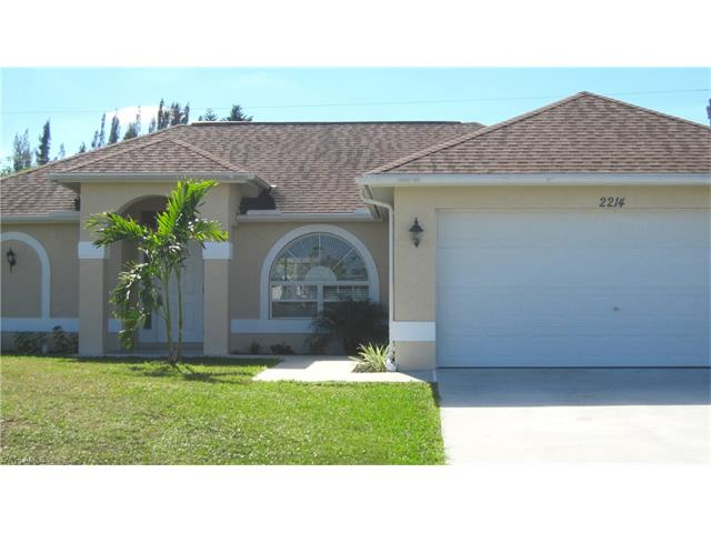 2214 Ne 20th Ave, Cape Coral, FL 33909