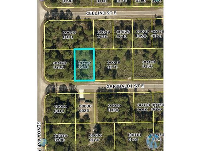 1105 Garibaldi St E, Lehigh Acres, FL 33974
