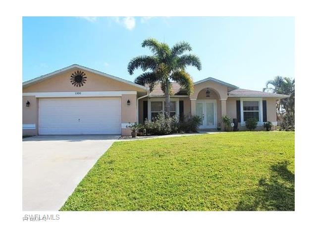 1300 Sw 28th Ter, Cape Coral, FL 33914