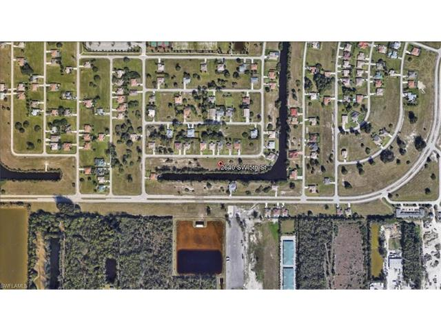 2640 Sw 5th St, Cape Coral, FL 33991