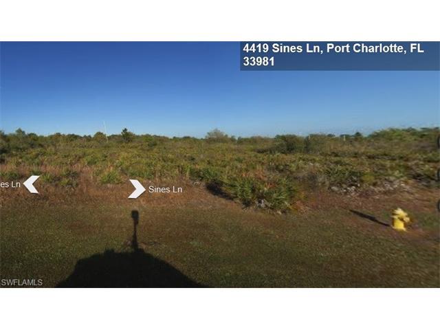4419 Sines Ln, Port Charlotte, FL 33981