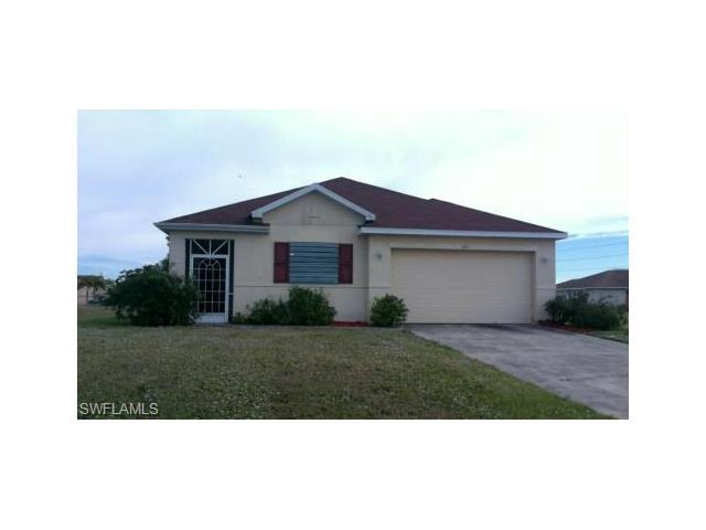 813 Nw 20th Ave, Cape Coral, FL 33993