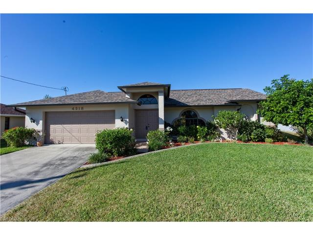 4218 Sw 25th Pl, Cape Coral, FL 33914