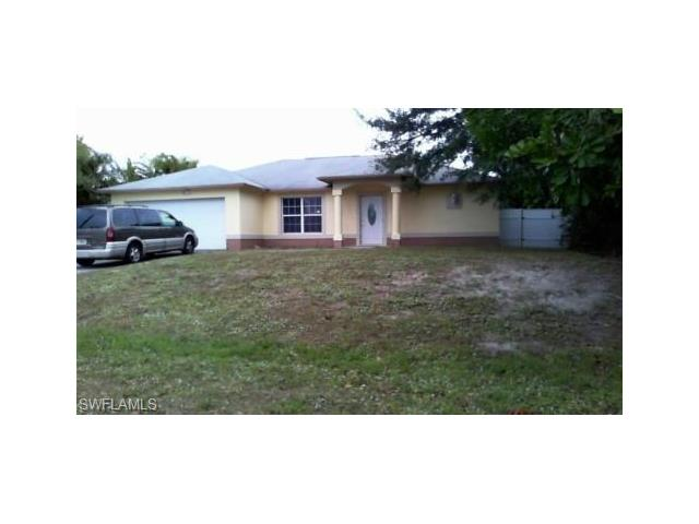 811 Sw 31st Ter, Cape Coral, FL 33914