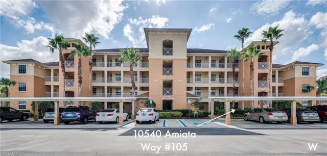 10540 Amiata Way 105, Fort Myers, FL 33913