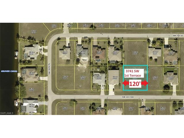 3741 Sw 1st Ter, Cape Coral, FL 33991