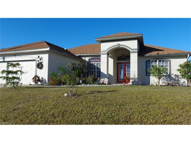 3820 Nw 43rd Pl, Cape Coral, FL 33993
